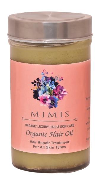 Mimis Organic Hair Oil